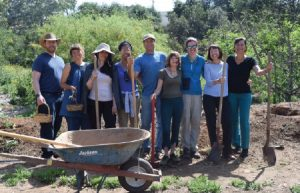 La Duna Retreat Spring 2018 Permaculture