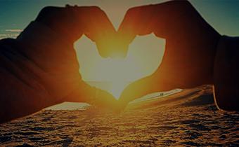 La Duna Ecology Center Heart Hands